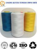 Amorçage de couture tourné par faisceau de polyester d'usine 40/2