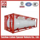 Isolier20ft 40FT ISO-Becken-Behälter für Kraftstoff LPG-Transport