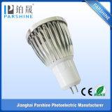 높은 Quality 85-265V 5W COB Gu5.3 LED Spot Light