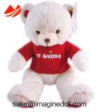 Brinquedos enchidos das crianças do animal de estimação luxuoso macio feito sob encomenda para o presente da promoção