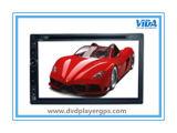 Universal do RUÍDO 2 6.95 reprodutores de DVD do carro do GPS da polegada