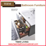 Vanity Combo Type et Oui Inclure Mirror Solid Wood Bathroom Lavabo Cabinet