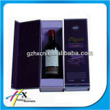 Contenitore duro di vino del documento di scheda con il documento di arte 157g