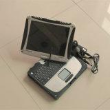 휴대용 퍼스널 컴퓨터 CF19 전 세트 진단 기구를 가진 SSD를 가진 MB 별 C5