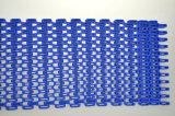 Bündiges Rasterfeld-modulares Plastikförderband mit großem Satz am freien Markt
