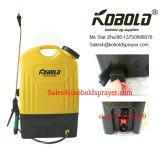 Pulvérisateur électrique rechargeable de sac à dos à piles de lithium