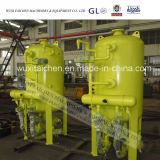 Réservoir de sablage de fabrication de structure métallique
