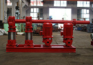 Qlcシリーズ消火の空気の給水装置
