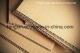 Rectángulo de cartón corrugado resistente