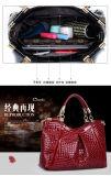 De Handtassen van Desinger van de Vrouw van de Zak van de Schouder van de Boodschapper van de Dames van het Patroon van de Krokodil van het Leer van de manier Pu