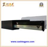 Qualitätsschwarzes Metallbargeld-Fach für Positions-System Qe-300