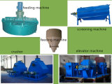 Broodje die machine voor meststoffenkorrel vormen, output per uur: 2000~1600000 kg