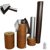 Anti-UVhölzernes Korn AußenLamianting PVC-Folie
