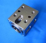 Peças fazendo à máquina de 5/4/3 de CNC do alumínio da linha central/precisão de aço/de bronze