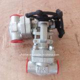 API602 800lb 1500lb выковало запорную заслонку нержавеющей стали
