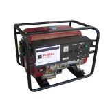 5.5kw de draagbare Motor van het Begin van de Generator van de Benzine Elektrische