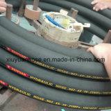 flexibler hydraulischer Gummischlauch des gewundenen Hochdrucköl-902-38-4s
