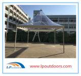 Tenda trasparente di evento del partito della tenda foranea della tenda del Pagoda del Alto-Picco 5X5m