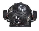 12X12W LED Fútbol Viga principal móvil de la luz de DJ