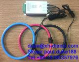 corde triphasée Cts de bobine de 3000A 5V Rogowski pour l'analyseur de qualité de pouvoir