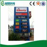 Нефть СИД рекламируя знак цены