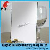Espelhos de alumínio de 2 a 6 mm / Espelhos de prata / Miradores de decoração com certificado ISO