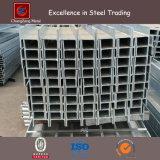 Acciaio principale della sezione di H e di Heb per costruzione (SS400/S235JR/A36/s257JR/SS490/ASTM)