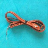 Cable térmico del elemento del calentador del silicón del cárter del motor de la fábrica de China