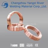 Aws EL12の銅の上塗を施してあるサブマージアーク溶接ワイヤー4.0mm