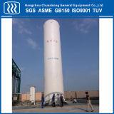 Tanque criogênico de GNL do CO2 do argônio do nitrogênio líquido