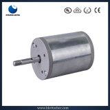 Motor eléctrico del fabricante de la leche de soja del abrelatas 12-24V PMDC de la desfibradora de papel