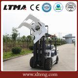 Gabelstapler-Zubehör 3 Tonnen-Dieselgabelstapler mit Papierrollenschelle