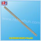 Kundenspezifische Stecker-Art-Messingkontaktgeber-FühlerPin (HS-BS-0070)