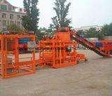 Польностью автоматическая самая лучшая используемая бетонная плита Qtj4-25 делая машину для сбывания