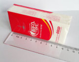 Emballage de tissu de papier de mouchoir Pocket faisant la machine