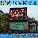 Scheda di schermo esterna di colore completo P8 LED di HD