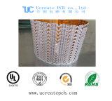 Placa do PWB do cabo flexível da boa qualidade com ISO RoHS do UL