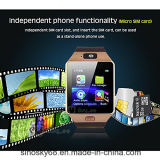 Android esperto da sincronização do telefone do pulso do relógio de Bluetooth ou ISO Dz09
