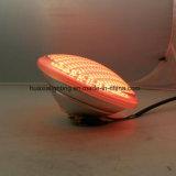 luz de la piscina de 18W RGB LED PAR56, luz del BALNEARIO del LED