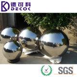 201 304 bola de acero inoxidable hueco superficial de 316 espejos