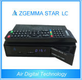 CPU600MHz Bcm7581 Mips Processor Linux OSのZgemma Star LC Satellite Receiver