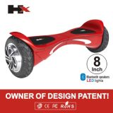 UL2272는 2개의 바퀴 각자 지능적인 균형 외바퀴 자전거 전기 서 있는 스쿠터 Hoverboard에 의하여 자동화된 스케이트보드 스케이트 널을 승인했다