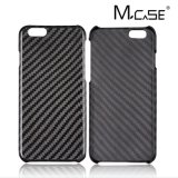 Carbon reale Fiber Mobile Phone Back Cover per il iPhone del Apple 6 6s