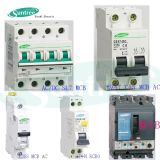 Electrical Circuit Breaker DC MCB or AC MCB