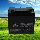 bateria recarregável do AGM VRLA do armazenamento de 12V 24ah Mf para o UPS