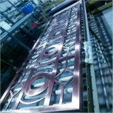 Laser décoratif Cut Outdoor Metal Screen Exterior Wall Panel Made de Stainless Steel en Chine