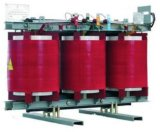 35kv Class 3-phasiges Cast Resin Dry Type Power Transformer mit weg von Circuit Tap 35kv