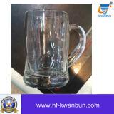 Tazza di birra di vetro della cristalleria della chiavetta della tazza Kb-Hn07170
