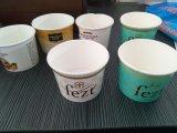 Macchina di Pritning della tazza della carta patinata del PE di stampa Zbry-850 (1-6color)/tazza del yogurt