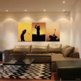 Toile de peinture moderne de vente chaude